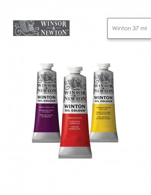WINSOR & NEWTON - Winsor & Newton WintonYağlı Boya - 37 ml