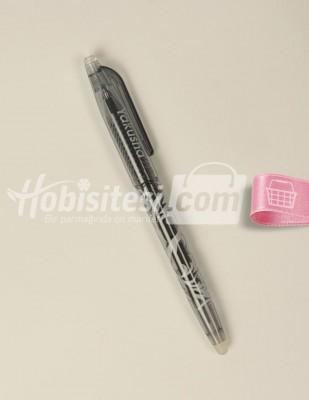 YAKUSHA - Yakusha Silinebilir Tekstil Kalemi - Siyah