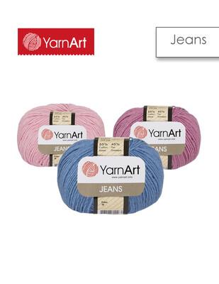 YARNART - Yarnart Jeans El Örgü İplikleri