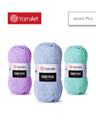 YARNART - Yarnart Jeans Plus El Örgü İplikleri