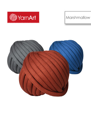 YARNART - Yarnart Marshmallow El Örgü İplikleri