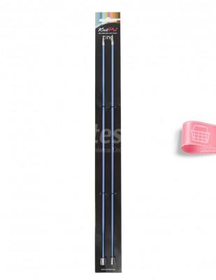 KNITPRO - KnitPro Zing Örgü Şişleri - 35 cm - 4 Numara
