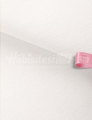 ZWEIGART - Zweigart İşlemelik Kumaş 1332 Bretagne - Renk 100 - En 170 cm